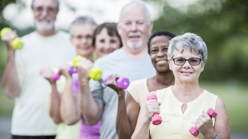 To reduce dementia risk, eating well and exercising do more than puzzles and pills