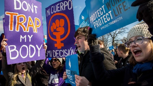 A look at the abortion case before the Supreme Court, by the numbers - Los Angeles Times