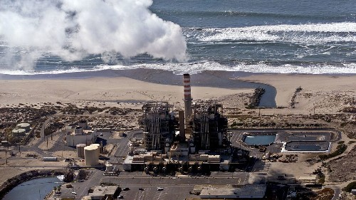 Power plant developer pulls the plug on its natural gas project in Oxnard