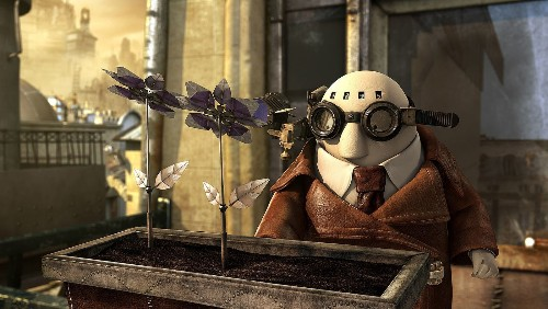 Review: 'Oscar Nominated Short Films 2014: Animation' a mixed bag - Los Angeles Times