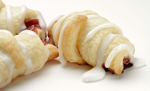 Holiday cookie recipe: Ronnie's raspberry crescents - Los Angeles Times