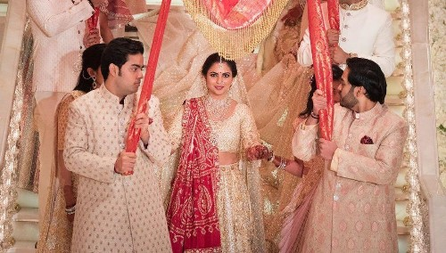 $100 million for a wedding in India is an abomination - Los Angeles Times