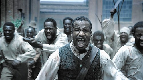 A black director, a white author, and their differing accounts of rebel slave Nat Turner