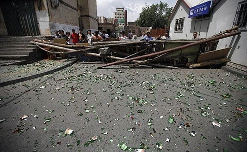 96 died in recent clashes in Uighur region, China reports