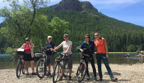 Like to bike but hate traffic? Try this easy ride from the Cascades to Seattle