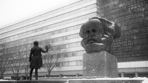'Karl Marx City' chillingly revisits life in the shadow of East Germany