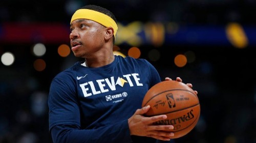 NBA star Isaiah Thomas lists Washington home with basketball court