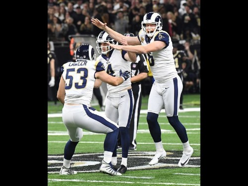 Rams respect Patriots but look forward to Super Bowl challenge
