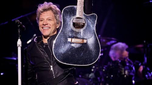 Jon Bon Jovi on board for two rockin' cruises in 2019 - Los Angeles Times