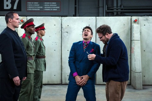 'The Interview': Farce doesn't live up to fuss, reviews say
