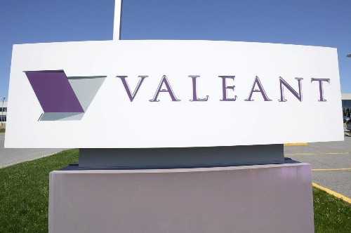 Valeant stock plunges 51% as the drugmaker has 'its worst day ever -- so far' - Los Angeles Times