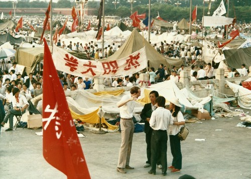 I watched the 1989 Tiananmen massacre. China has never been the same