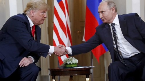 Early on, Trump-Russia obsessives were marginalized; they're prophets now - Los Angeles Times