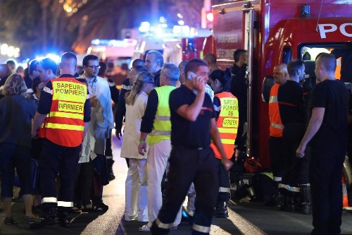 Here's what we know about the truck attack in Nice