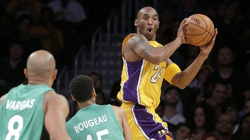 Lakers' Kobe Bryant might sit out rest of exhibition season