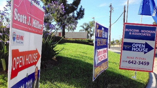 Pending home sales hit highest point in nearly nine years