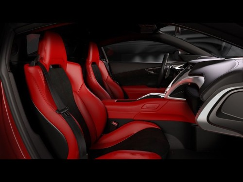 Detroit Auto Show: Acura unveils 550-horsepower hybrid NSX