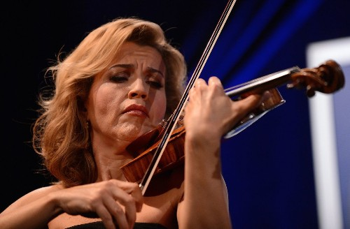 SoCal classical music listings, June 23-30: Violinist Anne-Sophie Mutter, California Philharmonic and more