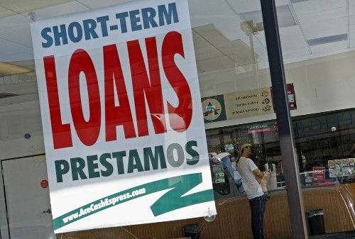 Effort to end triple-digit interest rates on small loans in California clears major hurdle