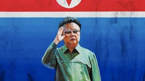 North Korean defector trained in propaganda art now uses it to mock rulers