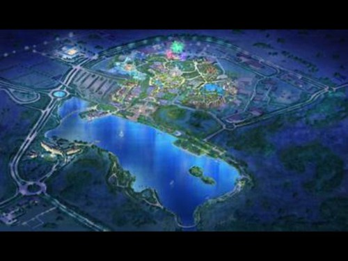 Shanghai Disney Resort to feature hotels and shopping district