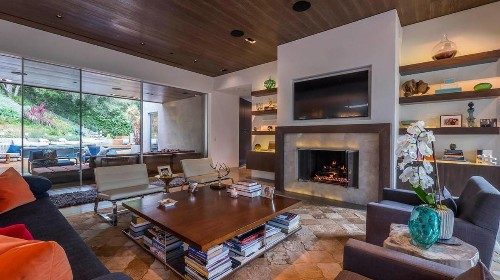 Chelsea Handler's Bel-Air home makes a comeback to the sales market - Los Angeles Times