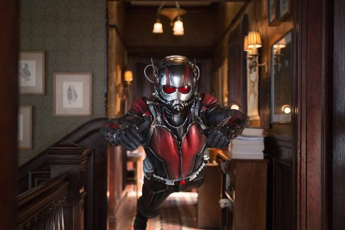 'Ant-Man' tops weekend with $58-million opening, 'Trainwreck' debuts at No. 3