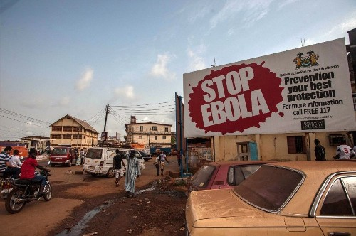 West African Ebola victims were more likely to survive if also infected with malaria, study finds