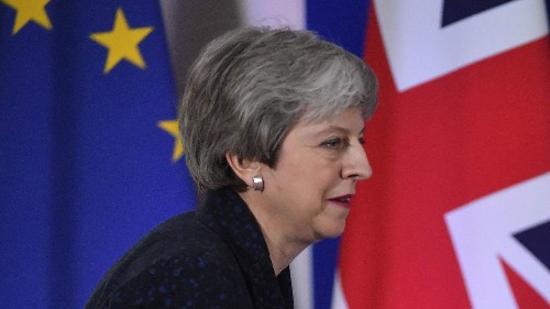 Europe offers U.K. a little more time for Brexit