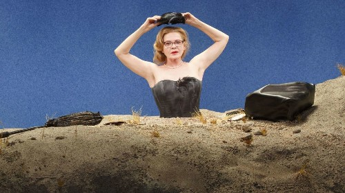 After two Oscars and and two Emmys, Dianne Wiest finds meaning in Beckett