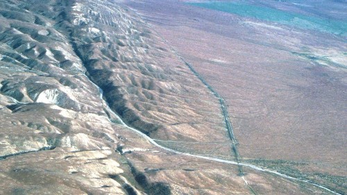 Some earthquakes on San Andreas fault are triggered by gravitational tug of sun and moon