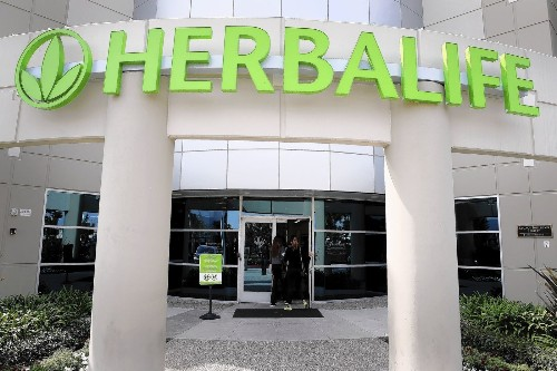 Federal investigation targets L.A.-based Herbalife