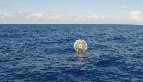 Coast Guard rescues man trying to run to Bermuda in inflatable bubble