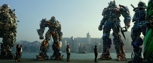 Box office: 'Transformers' leads a tepid Fourth of July