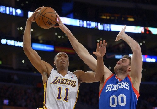 Lakers agree to bring back Wesley Johnson, Xavier Henry, Ryan Kelly - Los Angeles Times
