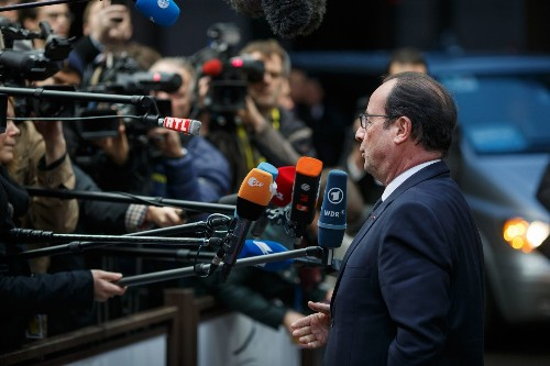European leaders warn against too much economic pain on Russia - Los Angeles Times