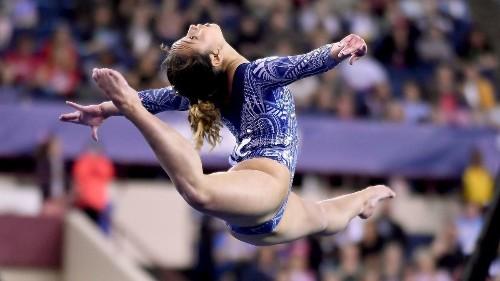 UCLA gymnastics team loses at NCAA championships, finishing third