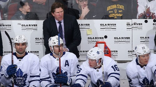 Maple Leafs' struggles a cause for concern in Toronto