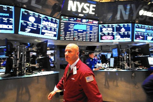 Stock volatility could be the norm for 2015