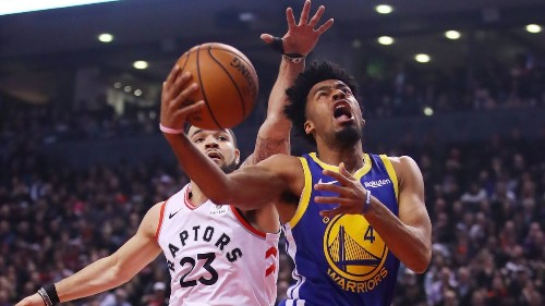 Quinn Cook grew up a Lakers fan and now he's a Laker