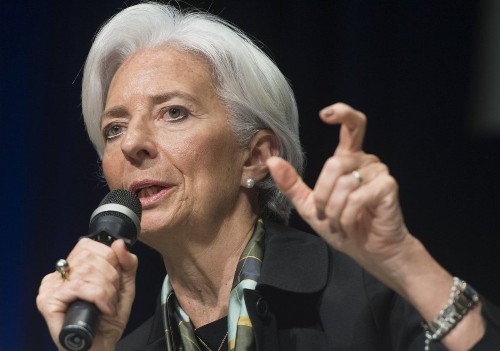 IMF sees modest, uneven growth in global economy - Los Angeles Times