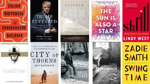 Books: 10 most important books of 2016 and more