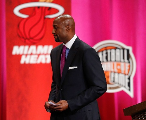 Alonzo Mourning heads Hall of Fame class