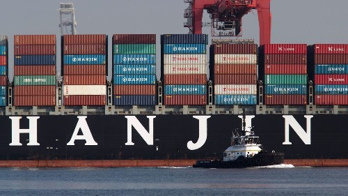 South Korean court declares Hanjin bankrupt