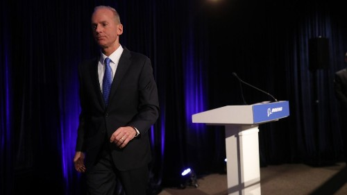 Can Boeing CEO Muilenburg engineer a recovery course amid 737 Max crisis?