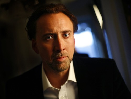 Nicolas Cage's Christian drama 'Left Behind' to get October release - Los Angeles Times