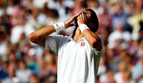 Novak Djokovic shows relentless drive in Wimbledon victory - Los Angeles Times