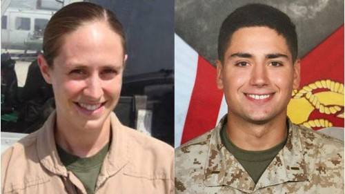 Helicopter crash that killed 2 Marines caused by improper maintenance, inquiry shows - Los Angeles Times