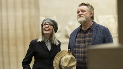 Review: Diane Keaton and Brendan Gleeson add needed charm to 'Hampstead'