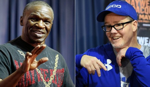 Mayweather vs. Pacquiao: A look at the trainers - Los Angeles Times